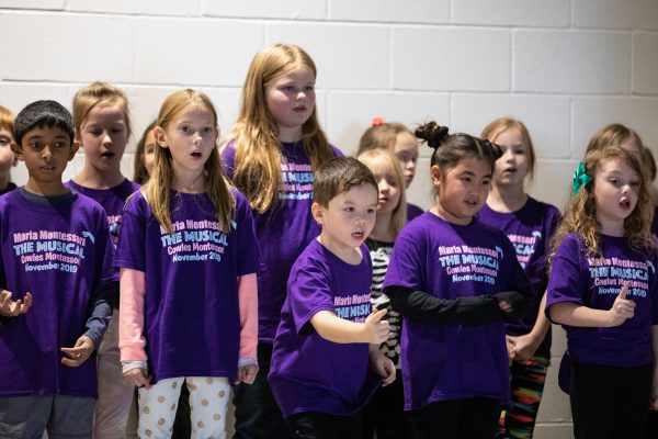 """Cowles Stages """"Maria Montessori: The Musical"""" in New Space"""